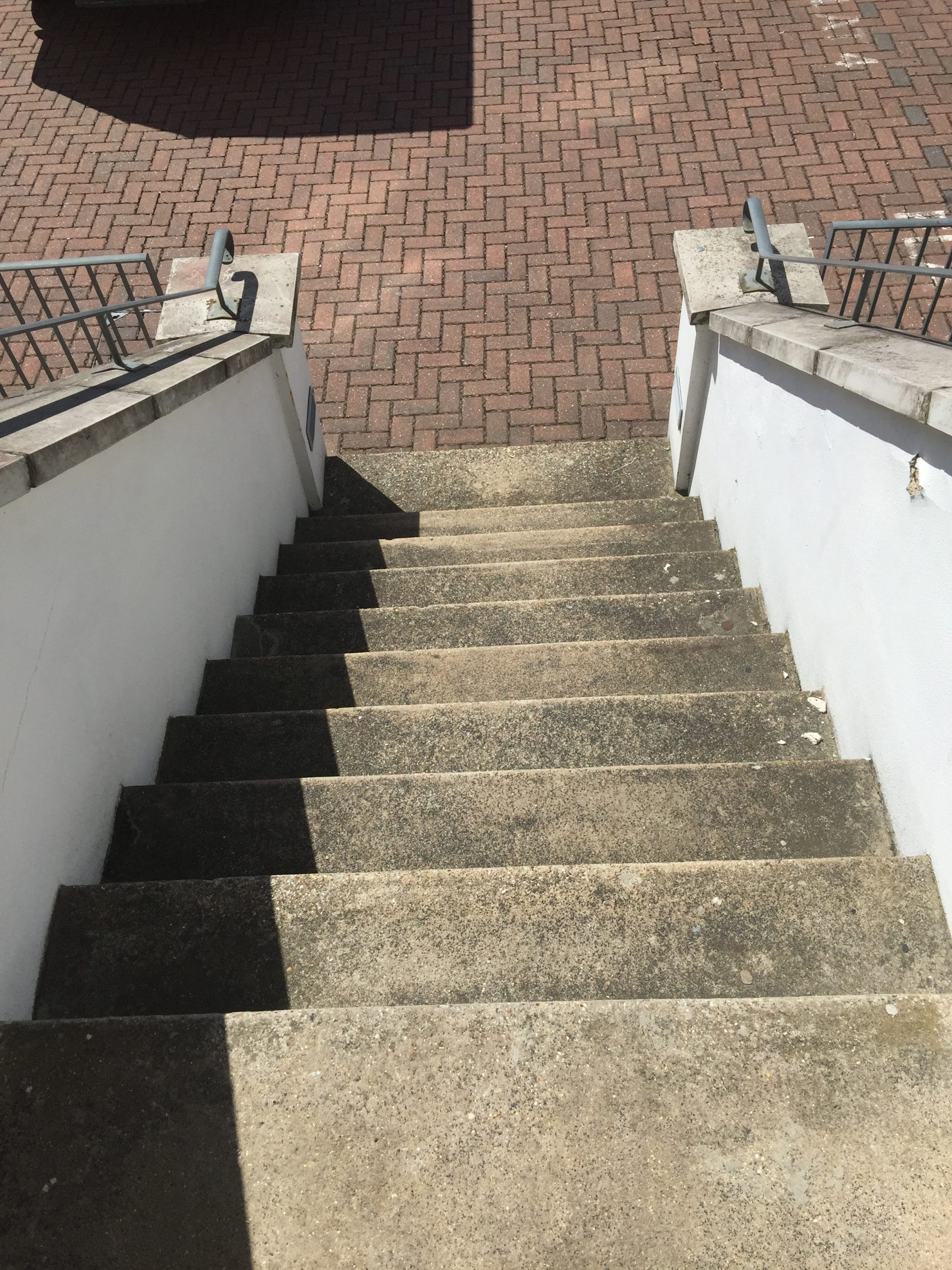 The Steps at Widmore Road