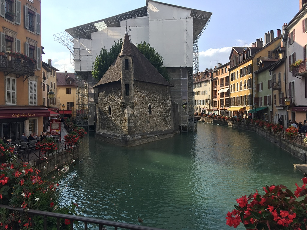 Another view from Annecy